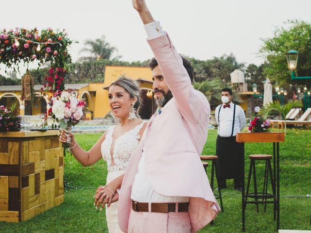 El matrimonio de Diego y Kriss en Pachacamac, Lima 86
