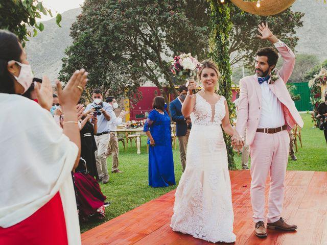 El matrimonio de Diego y Kriss en Pachacamac, Lima 87