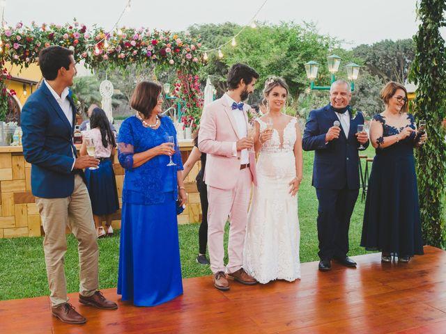 El matrimonio de Diego y Kriss en Pachacamac, Lima 88