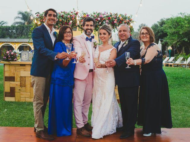 El matrimonio de Diego y Kriss en Pachacamac, Lima 90