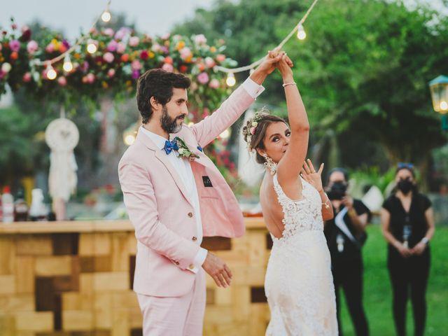 El matrimonio de Diego y Kriss en Pachacamac, Lima 92