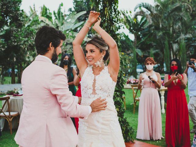El matrimonio de Diego y Kriss en Pachacamac, Lima 93