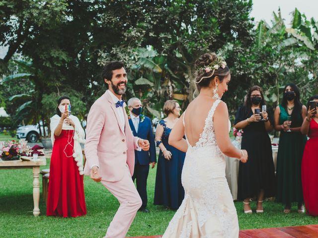 El matrimonio de Diego y Kriss en Pachacamac, Lima 94