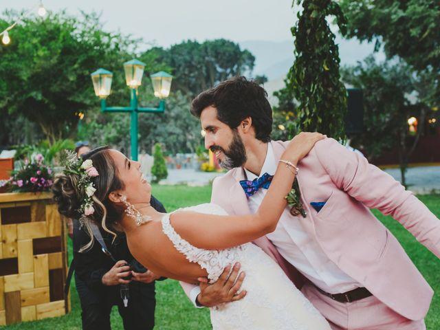 El matrimonio de Diego y Kriss en Pachacamac, Lima 96