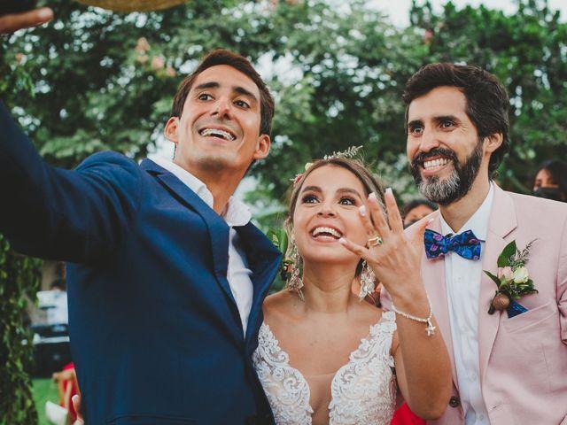 El matrimonio de Diego y Kriss en Pachacamac, Lima 97