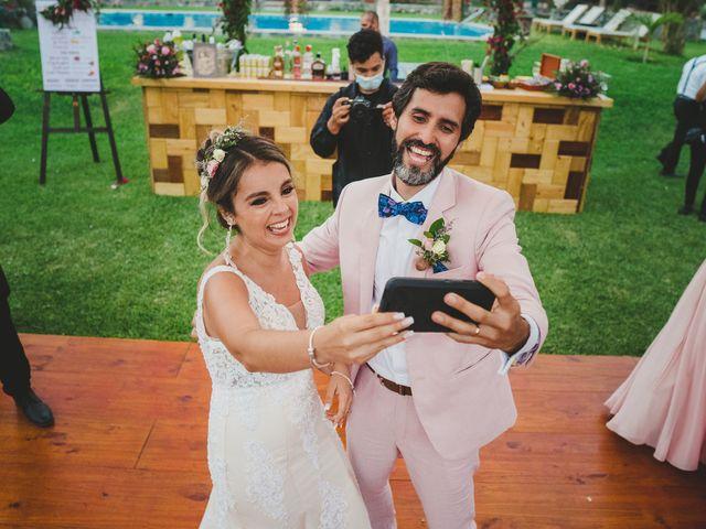 El matrimonio de Diego y Kriss en Pachacamac, Lima 99