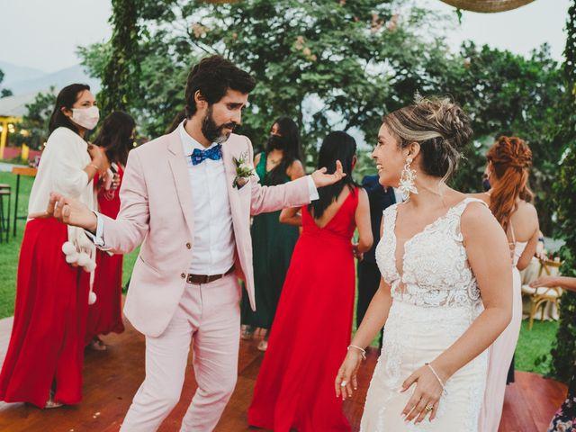 El matrimonio de Diego y Kriss en Pachacamac, Lima 101