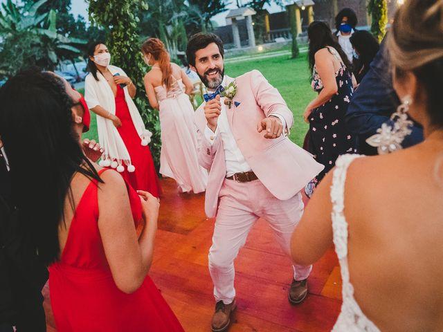 El matrimonio de Diego y Kriss en Pachacamac, Lima 103