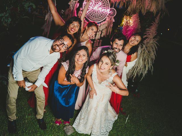 El matrimonio de Diego y Kriss en Pachacamac, Lima 105