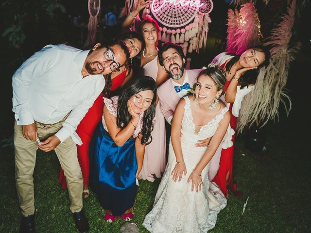 El matrimonio de Diego y Kriss en Pachacamac, Lima 106