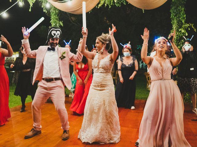 El matrimonio de Diego y Kriss en Pachacamac, Lima 110