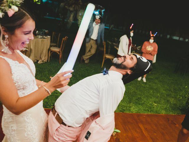 El matrimonio de Diego y Kriss en Pachacamac, Lima 115