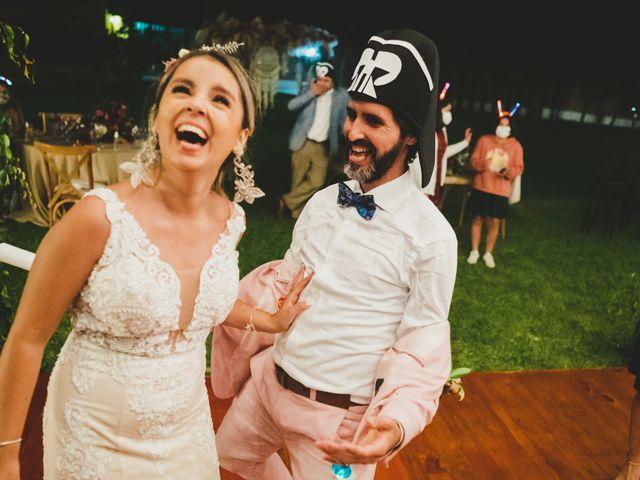 El matrimonio de Diego y Kriss en Pachacamac, Lima 116