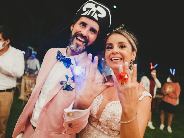El matrimonio de Diego y Kriss en Pachacamac, Lima 119