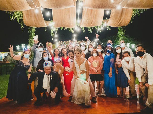 El matrimonio de Diego y Kriss en Pachacamac, Lima 120