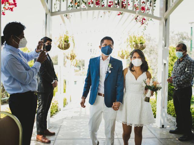 El matrimonio de Alex y Luzma en San Borja, Lima 2