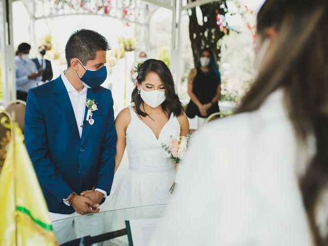 El matrimonio de Alex y Luzma en San Borja, Lima 3