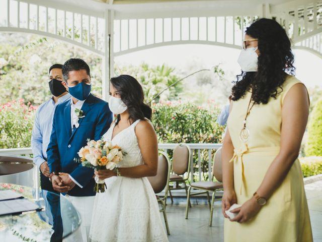 El matrimonio de Alex y Luzma en San Borja, Lima 4