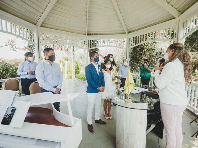 El matrimonio de Alex y Luzma en San Borja, Lima 7