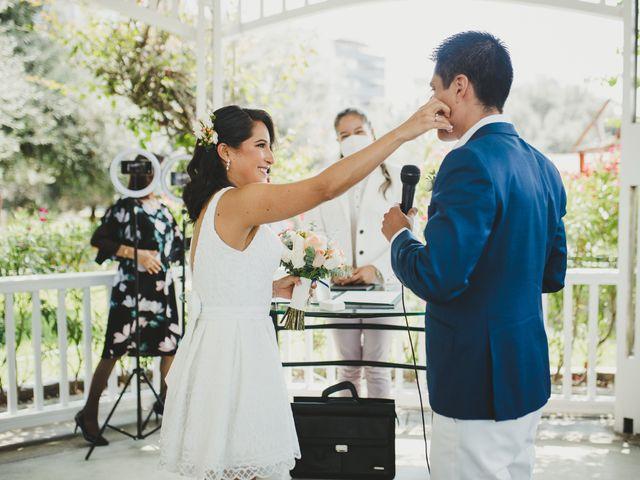 El matrimonio de Alex y Luzma en San Borja, Lima 10