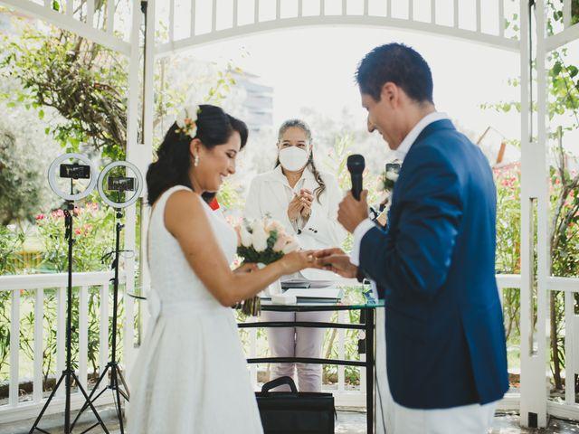 El matrimonio de Alex y Luzma en San Borja, Lima 12