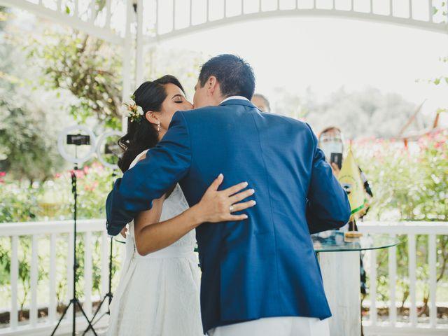 El matrimonio de Alex y Luzma en San Borja, Lima 13