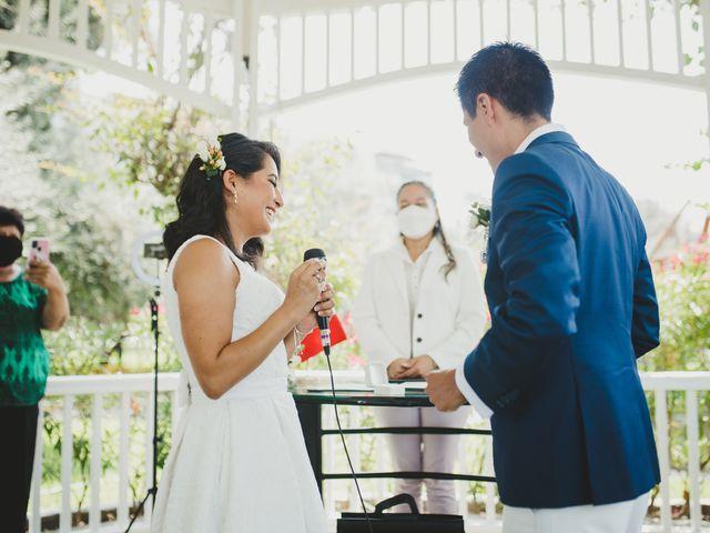 El matrimonio de Alex y Luzma en San Borja, Lima 14
