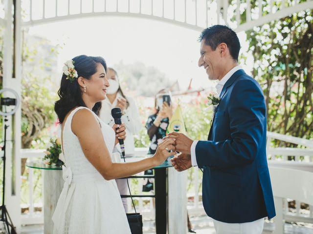 El matrimonio de Alex y Luzma en San Borja, Lima 15