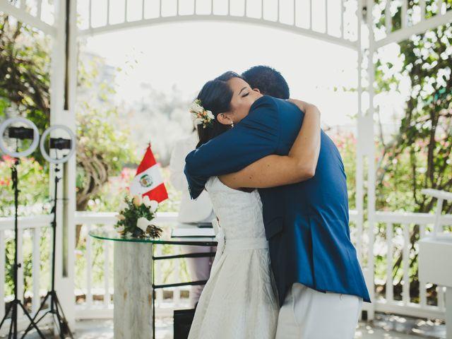 El matrimonio de Alex y Luzma en San Borja, Lima 16