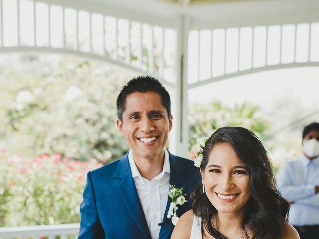 El matrimonio de Alex y Luzma en San Borja, Lima 18