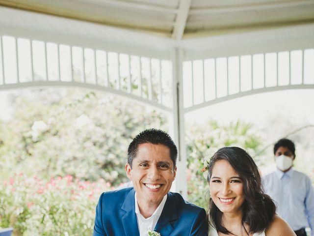 El matrimonio de Alex y Luzma en San Borja, Lima 19
