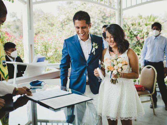 El matrimonio de Alex y Luzma en San Borja, Lima 20