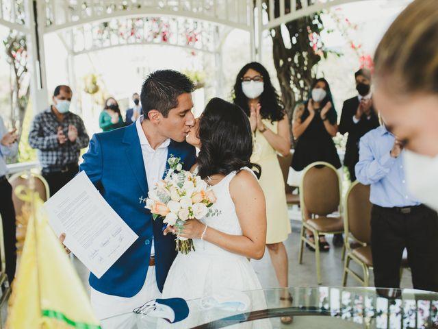El matrimonio de Alex y Luzma en San Borja, Lima 26