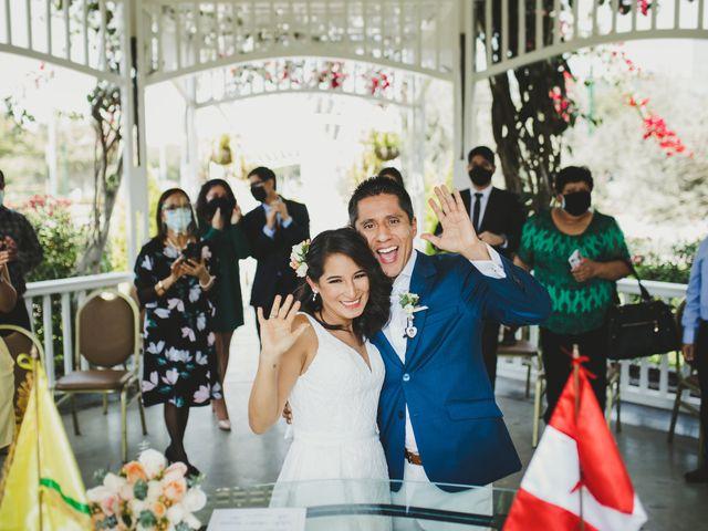 El matrimonio de Alex y Luzma en San Borja, Lima 30