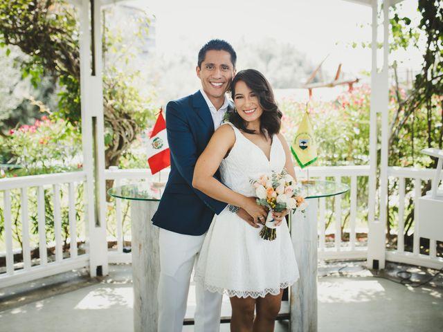 El matrimonio de Alex y Luzma en San Borja, Lima 33