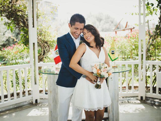 El matrimonio de Alex y Luzma en San Borja, Lima 34