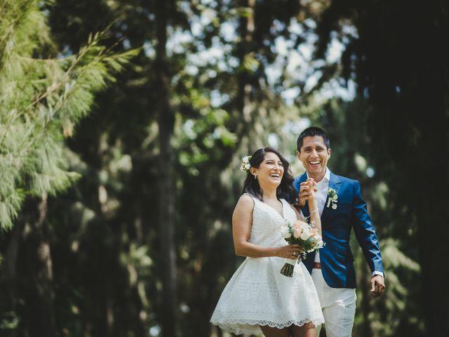 El matrimonio de Alex y Luzma en San Borja, Lima 41