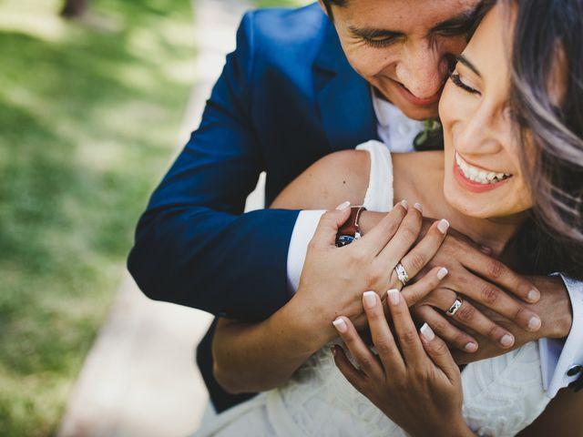 El matrimonio de Alex y Luzma en San Borja, Lima 45