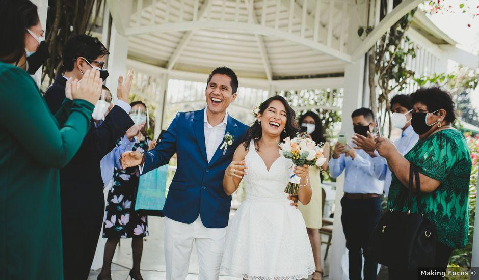 El matrimonio de Alex y Luzma en San Borja, Lima