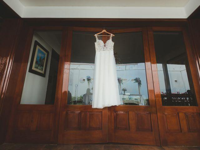 El matrimonio de Alonso y Brenda en San Borja, Lima 1