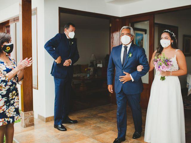 El matrimonio de Alonso y Brenda en San Borja, Lima 25