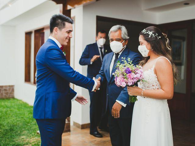 El matrimonio de Alonso y Brenda en San Borja, Lima 26