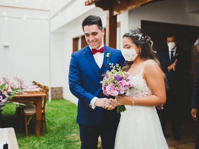 El matrimonio de Alonso y Brenda en San Borja, Lima 27