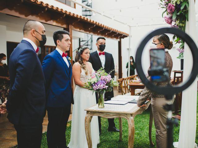 El matrimonio de Alonso y Brenda en San Borja, Lima 29