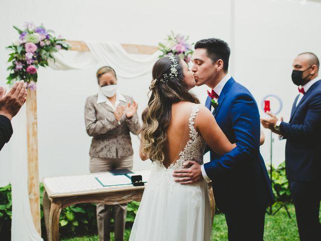 El matrimonio de Alonso y Brenda en San Borja, Lima 33