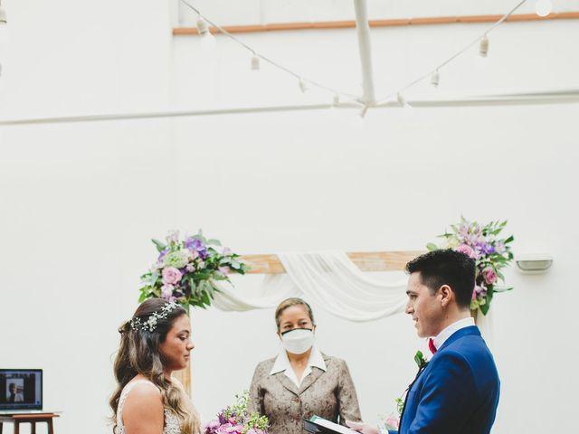 El matrimonio de Alonso y Brenda en San Borja, Lima 34
