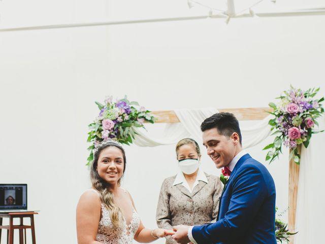 El matrimonio de Alonso y Brenda en San Borja, Lima 35