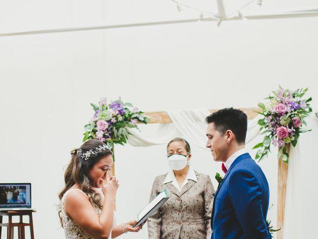El matrimonio de Alonso y Brenda en San Borja, Lima 36