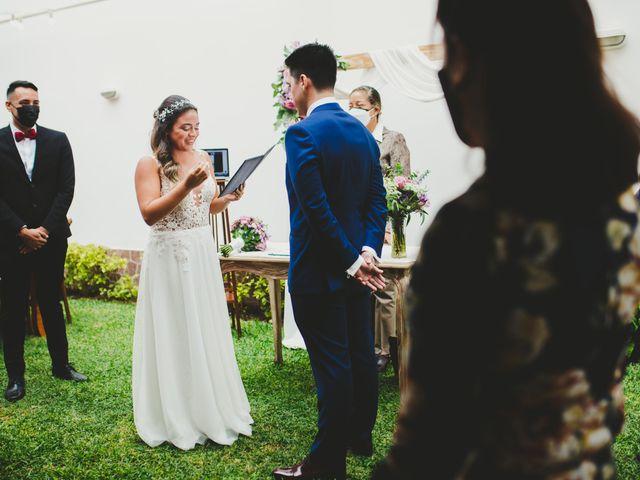 El matrimonio de Alonso y Brenda en San Borja, Lima 37