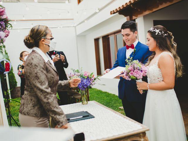 El matrimonio de Alonso y Brenda en San Borja, Lima 38